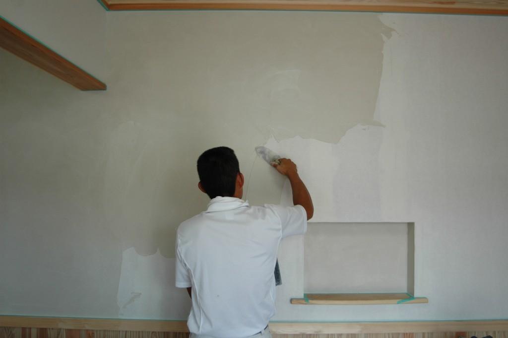 1.自然素材の塗り壁の価格とビニールクロスの価格は?